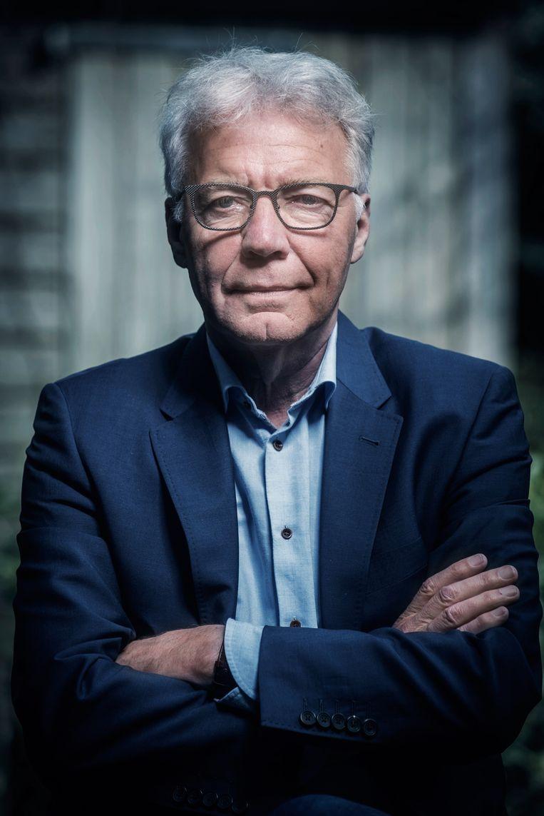 Paul Witteman. Beeld Karel Duerinckx