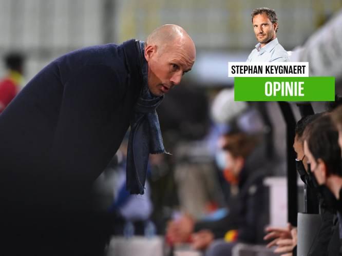 """Onze chef voetbal zag dat Philippe Clement zélf een staatszaak maakte van de draw tegen KV Mechelen: """"Als maar niets blijft hangen"""""""
