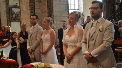 Een week goed nieuws:  tweeling trouwt samen met partners tijdens dubbel huwelijk en andere verhalen die je blij maken