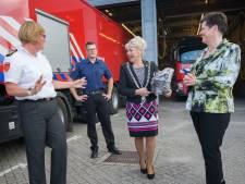 Commissaris van de Koning Ina Adema: 'Baarle-Nassau is klein, maar wel héél bijzonder'
