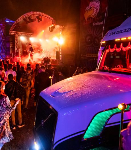 Henk Wijngaard en Pearl Jam op één podium, dat kan alleen in Lithoijen
