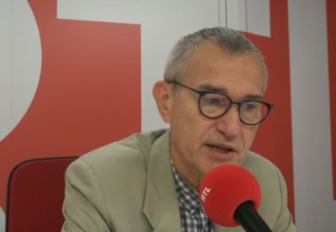 Le ministre de la Santé Frank Vandenbroucke, ce jeudi matin sur la radio Bel RTL.