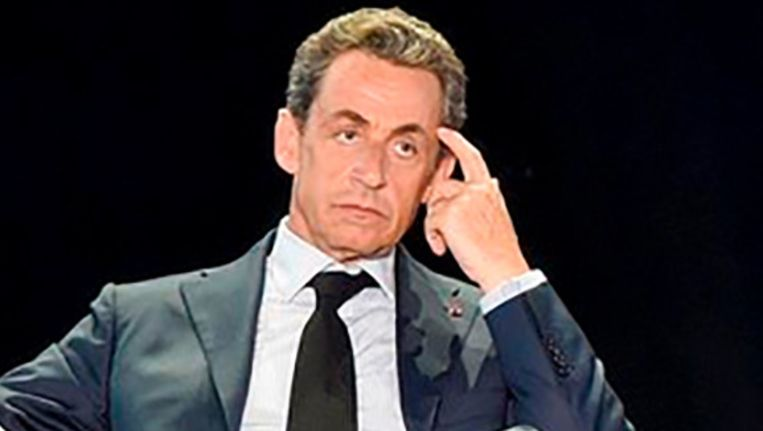 Nicolas Sarkozy Beeld PHOTO_NEWS
