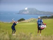 Anne van Dam zakt naar vijfde plek in Schotland na gemiddelde ronde