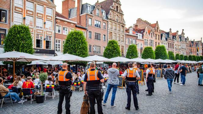Politie schaduwt twee dieven tijdens hun (poging tot) rooftocht door Leuven
