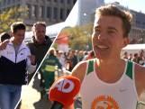AD-sportverslaggever Pim Bijl loopt marathon van Rotterdam