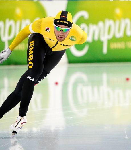 Wereldkampioen Roest wil nu ook wel eens een Nederlandse titel: 'In coronatijden meer waarde'