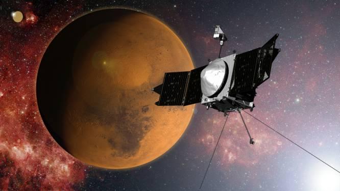 Onderzoek: Mars One-kolonisten zullen verhongeren