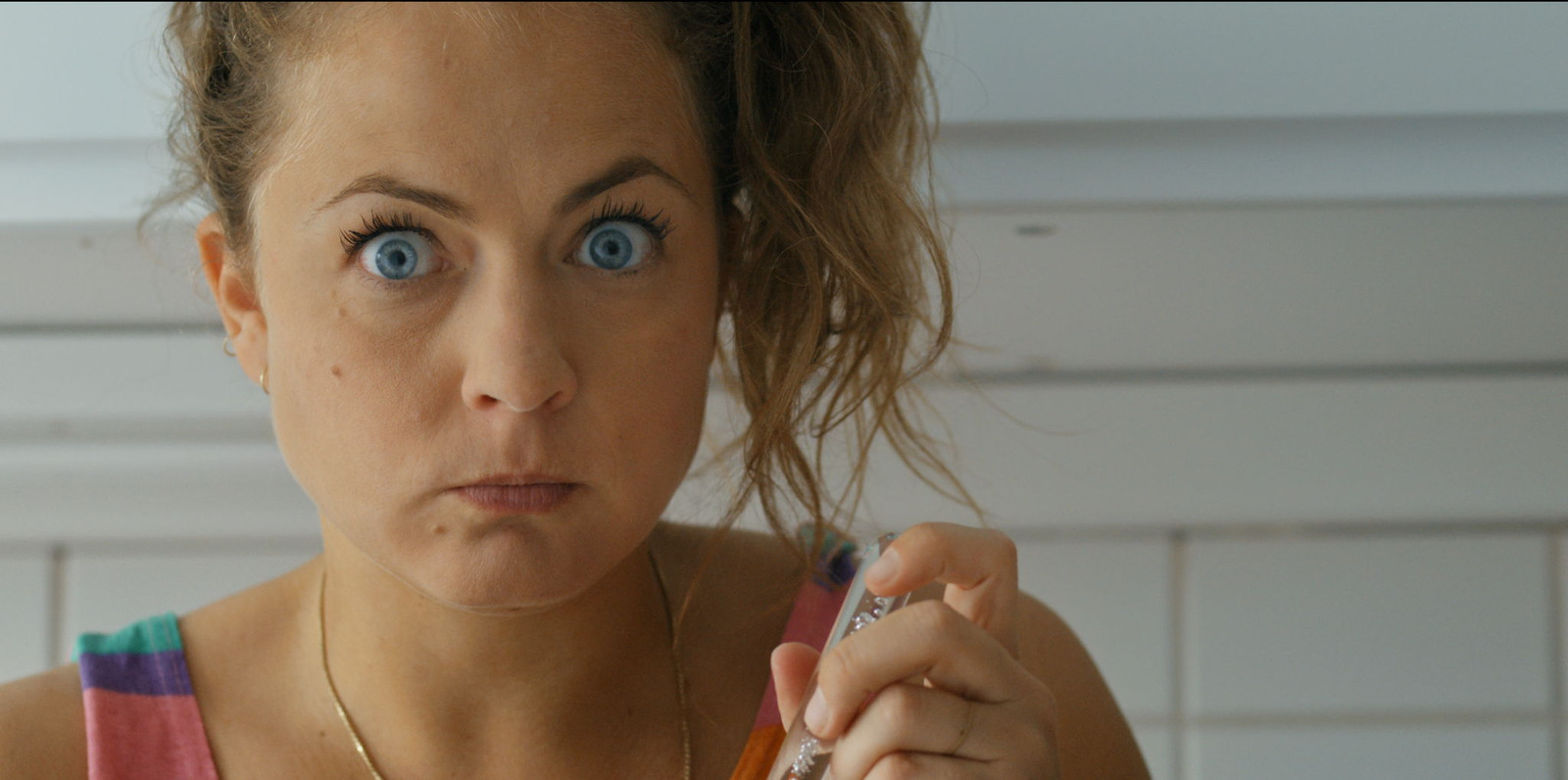 Frances Lefebure in 'F*** You Very Very Much'
