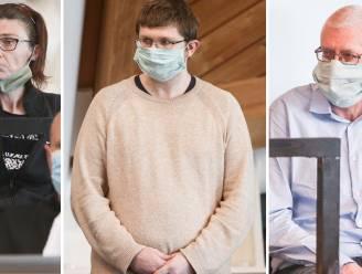 Glenn Meesseman en ouders schuldig bevonden aan moord, openbaar ministerie vordert 30 jaar cel voor moeder en 28 jaar voor vader en zoon