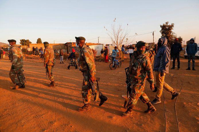 Veiligheidstroepen hebben inmiddels ruim 1.750 mensen aangehouden in verband met de onlusten.