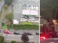 Pénurie d'essence au Royaume-Uni: des bagarres se multiplient aux abords des stations-service