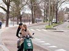 E-scooters van Felyx houden zich aan avondklok en gaan om 21.00 offline