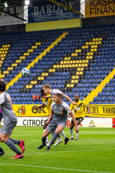 NAC rekent in eventuele finale op tenminste 2.500 supporters in het Rat Verlegh Stadion