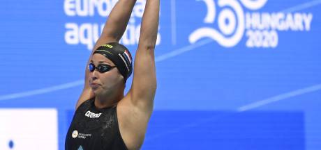 Kromowidjojo toont olympische vorm met goud op 50 vrij: 'Dit wil ik in Tokio ook laten zien'