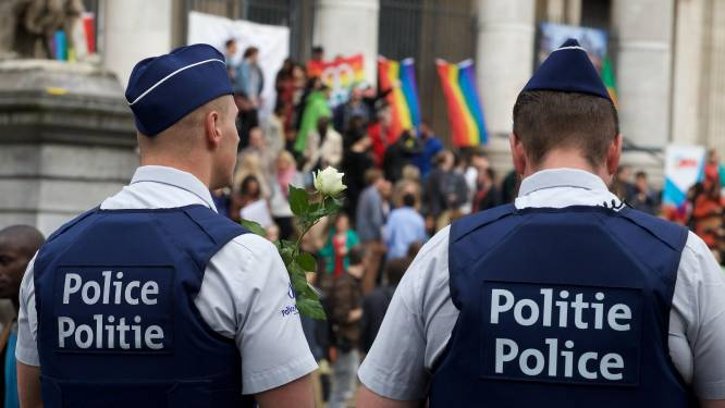 Brusselse holebi's klagen over 'lakse' politie in hoofdstad