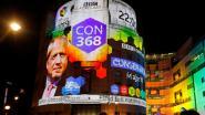 LIVE. Exitpoll voorspelt dat Boris Johnson - groot voorstander van brexit - de Britse verkiezingen wint