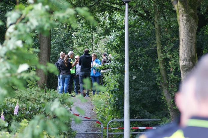 In juni werd het lichaam gevonden in het groen in Wageningen.