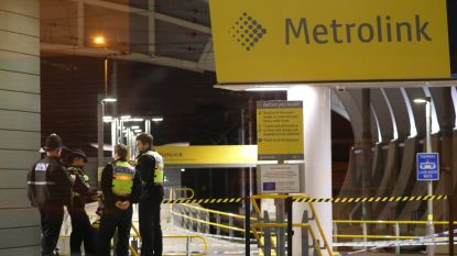 Drie gewonden bij mesaanval in station van Manchester: anti-terreureenheden onderzoeken de zaak
