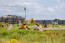 Veenendaal-Oost is een van de huidige grote bouwlocaties in Regio Foodvalley, die de komende jaren vol raken.