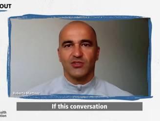 Roberto Martinez FIFA-gezicht van een campagne voor meer aandacht voor mentaal welzijn in de sport