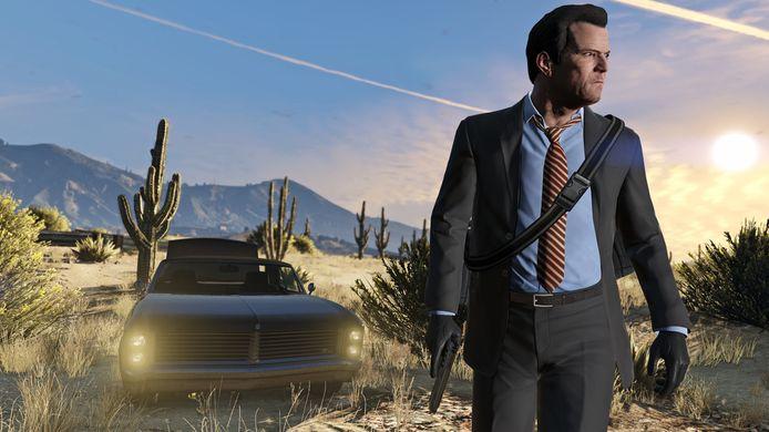 Wat, alwéér 'Grand Theft Auto V'?