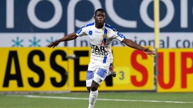 """Koïta plaatste de gelijkmaker rond de opmerkelijke Truiense muur: """"Die hadden te veel naar Messi gekeken"""""""