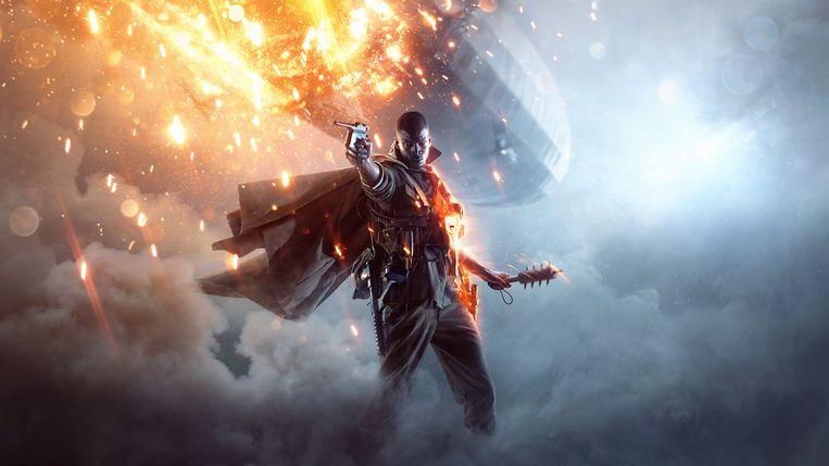 Een beeld uit 'Battlefield I'. Beeld Electronic Arts