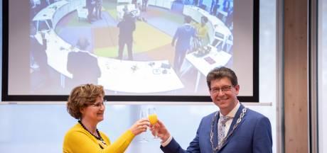 Roger de Groot geïnstalleerd als burgemeester van Noordoostpolder (maar inwoners krijgen daar weinig van mee)