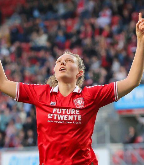 FC Twente Vrouwen moet na 1-1 tegen Benfica nog flink aan de bak voor plek in groepsfase Champions League