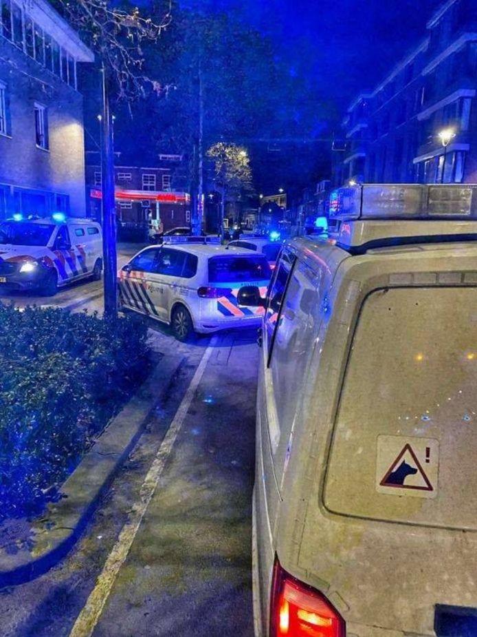 Een vrouw werd zaterdagnacht door een Poolse man mishandeld op de Noordhoekring in Tilburg. Het zou gaan om een conflict in de relationele sfeer.