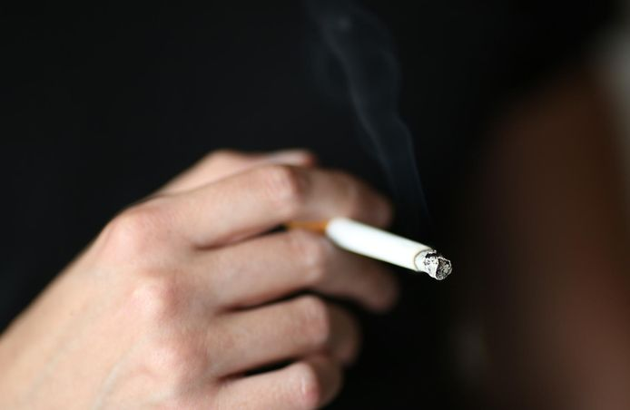 Beeld ter illustratie, roken.