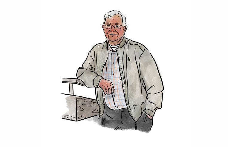 René Graat. Beeld Ilse van Kraaij