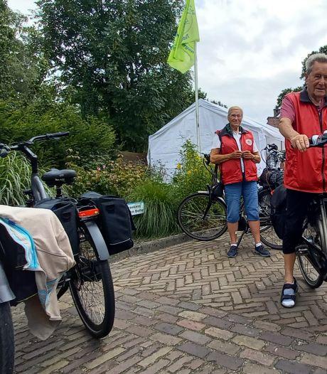 Cor (84) uit Capelle aan den IJssel slaat al 35 jaar geen Tubbergse Fiets4Daagse over