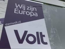 Bijeenkomst politieke partij Volt in Breda