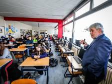 Atheneum leert klimaatspijbelaars een lesje: twee uur strafstudie, één uur klimaatles