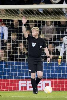 Blom leidt FC Utrecht - Heracles, Van der Eijk fluit FC Twente