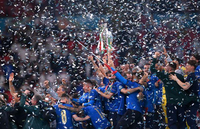 L'Italie est championne d'Europe pour la deuxième fois de son histoire.