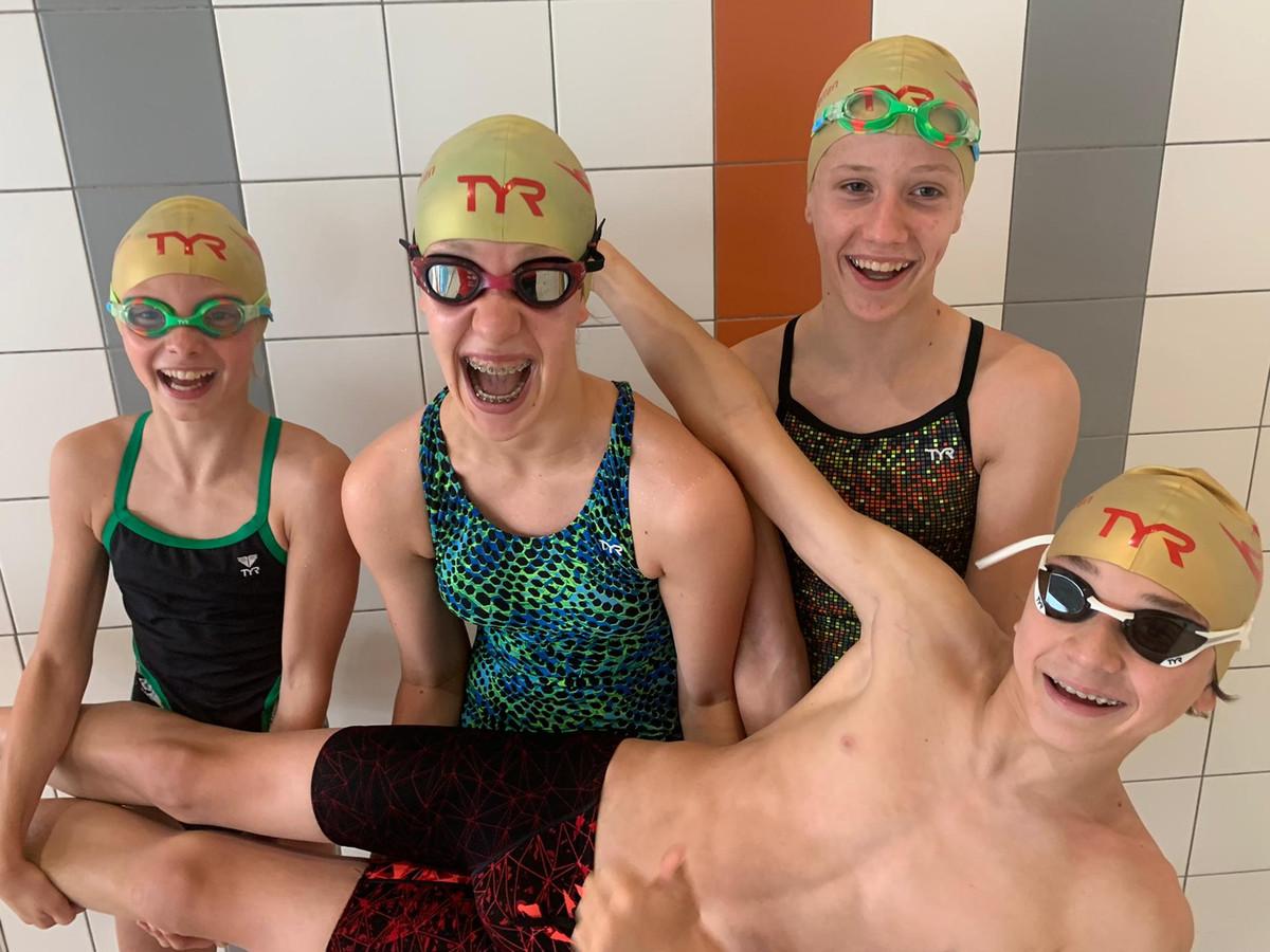 Het Hoogstraats Zwemteam (HoZT) wist vijf medailles te halen, allemaal dankzij Elina Van de Cloot. Maar ook Jill Graham, Ayla Willaert en Joseph Van Wellen gaven het beste van zichzelf.
