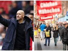 Gemist? Enschede roept Duitsers op thuis te blijven en Hengelo stopt even met wifi-tellen