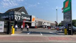 Colruyt group neemt succesvolle AD Delhaize Humbeek over als 'CoMarkt': klanten op openingsdag duidelijk tevreden
