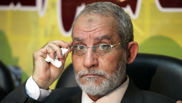 Mohammed Badie Beeld EPA