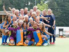Hockeyster Imke Verstraeten uit Hulst aanvoerder en topscorer bij winnend Oranje