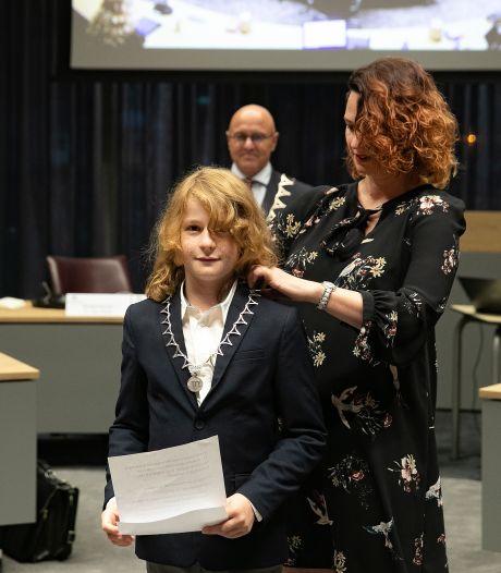 Burgemeester Meierijstad heeft zijn kindercollega: 'Dat verklaar en beloof ik'