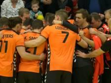 Handballers na zege op België zeker van play-offs voor WK