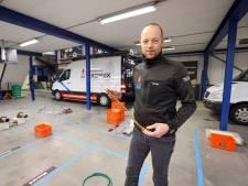 Loodgieters en dakdekkers hebben handen vol aan vertrek Koning Winter: 'Eerst kapotte cv, nu lekkages en gesprongen leidingen'