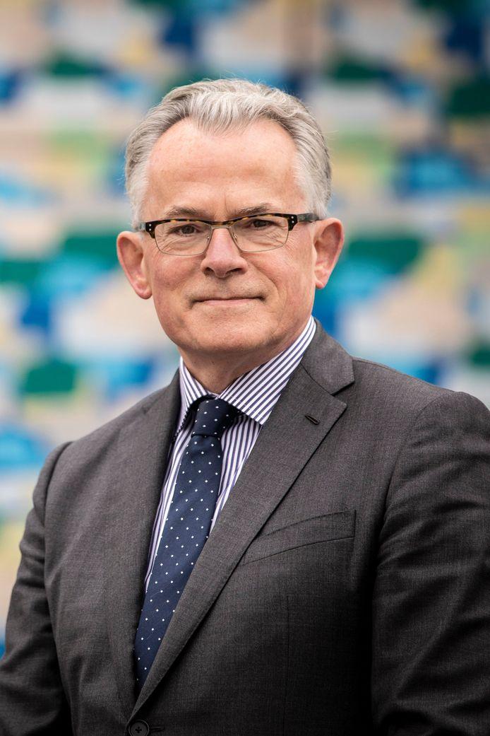 De Groningse burgemeester Koen Schuiling.