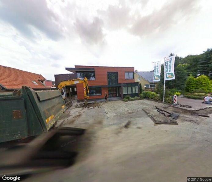 De vestiging van het bedrijf in Holten. Foto: Google Streetview