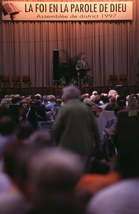 Congrès des Témoins de Jehovah