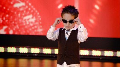 Na 42 miljoen views op Youtube: daar is Tristan weer met 'Gangnam Style'